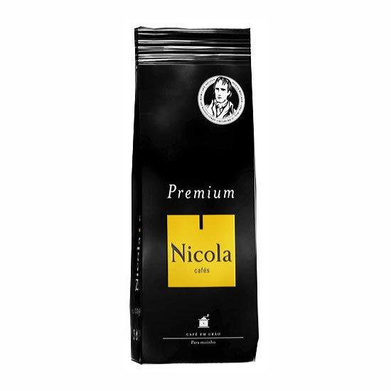 Portugalska Kawa Ziarnista Nicola Premium 1 Kg Pelna Oferta Smakow