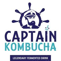 Napój Captain Kombucha Original BIO 400ml