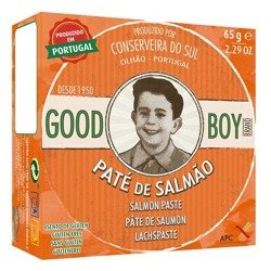 Pate z łososia Good Boy 65g